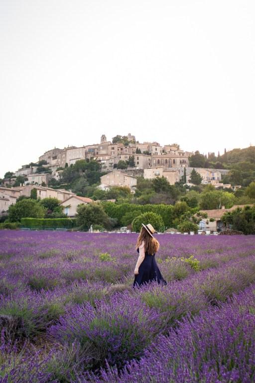 Simiane-la-Rotonde- Road Trip in Provence