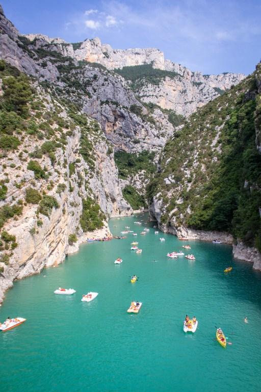 Gorges du Verdon- Road Trip in Provence