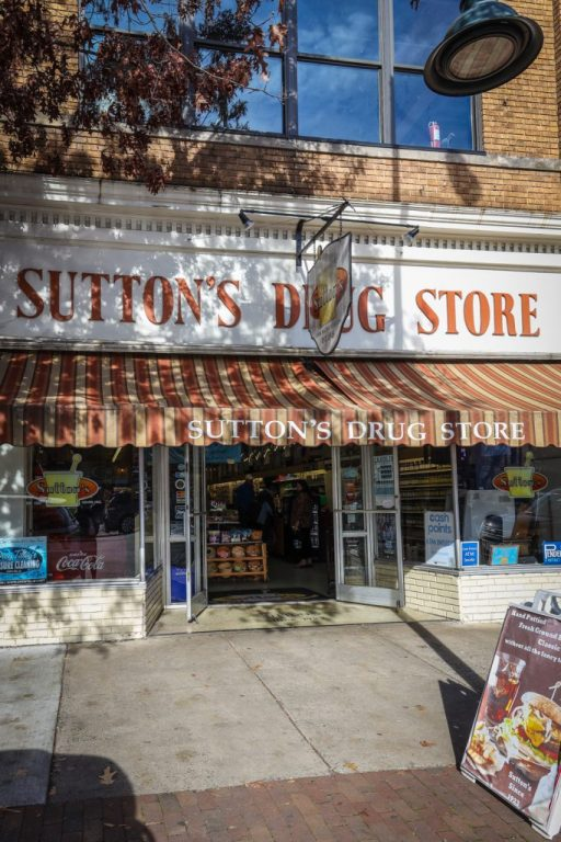 Sutton's Drug Store, Chapel Hill, NC