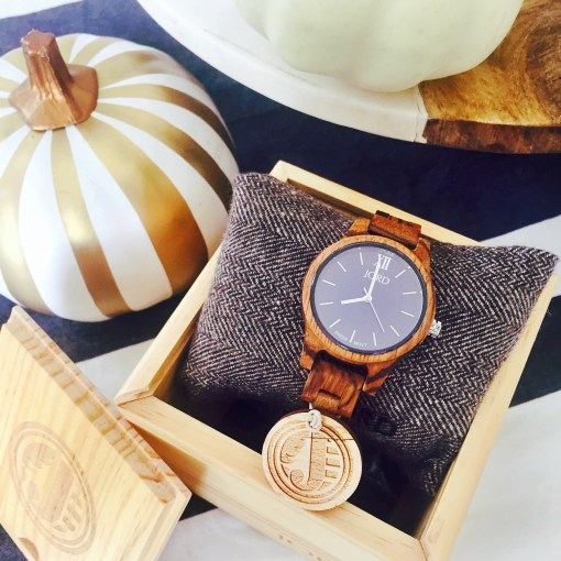 Jord watch, women watch, wood watch, fall accessories, men's watch,