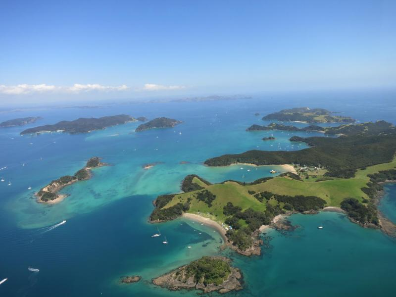 Urupukapuka Island, New Zealand