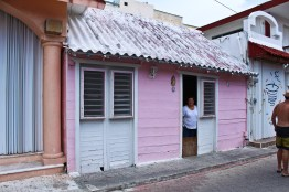 Pink house, Isla Mujeres