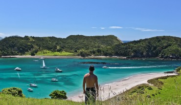 Waewaetoria Island, Bay of Islands