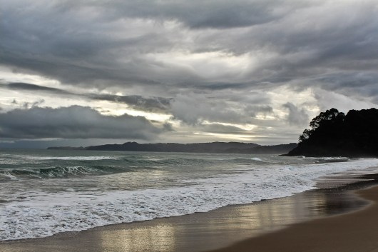 Clouds at Whangapoua, Coromandel
