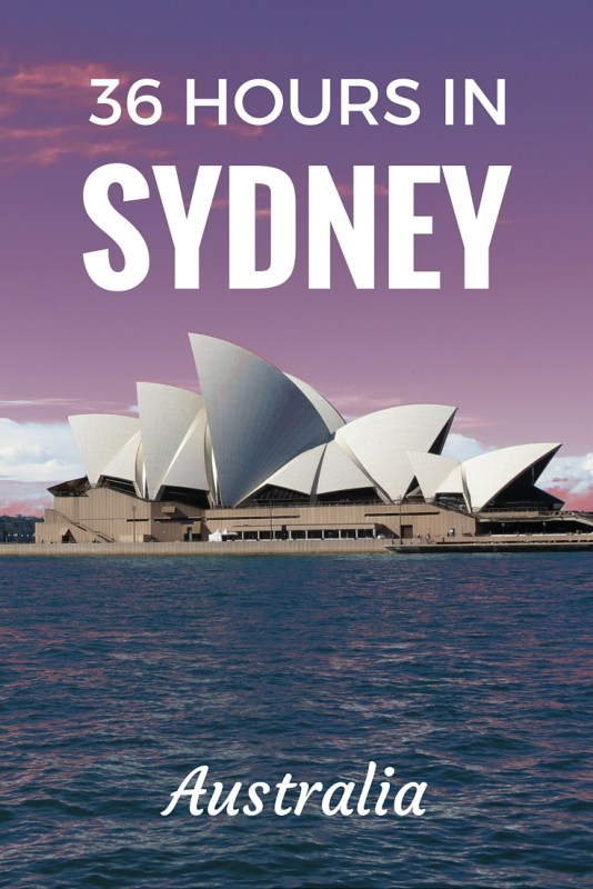 Sydney is arguably Australia's most cosmopolitan city. With its world-class eateries, top art galleries, and wonderful architecture, what's not to love?