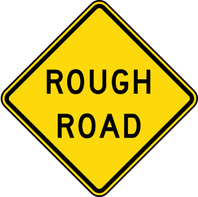 Image result for public domain image road sign