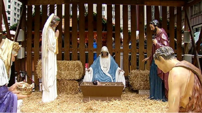 Image result for menominee mi nativity