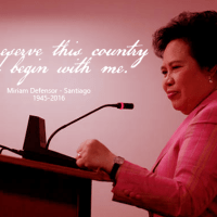 Iron Lady of Asia: Miriam Defensor-Santiago (1945-2016)