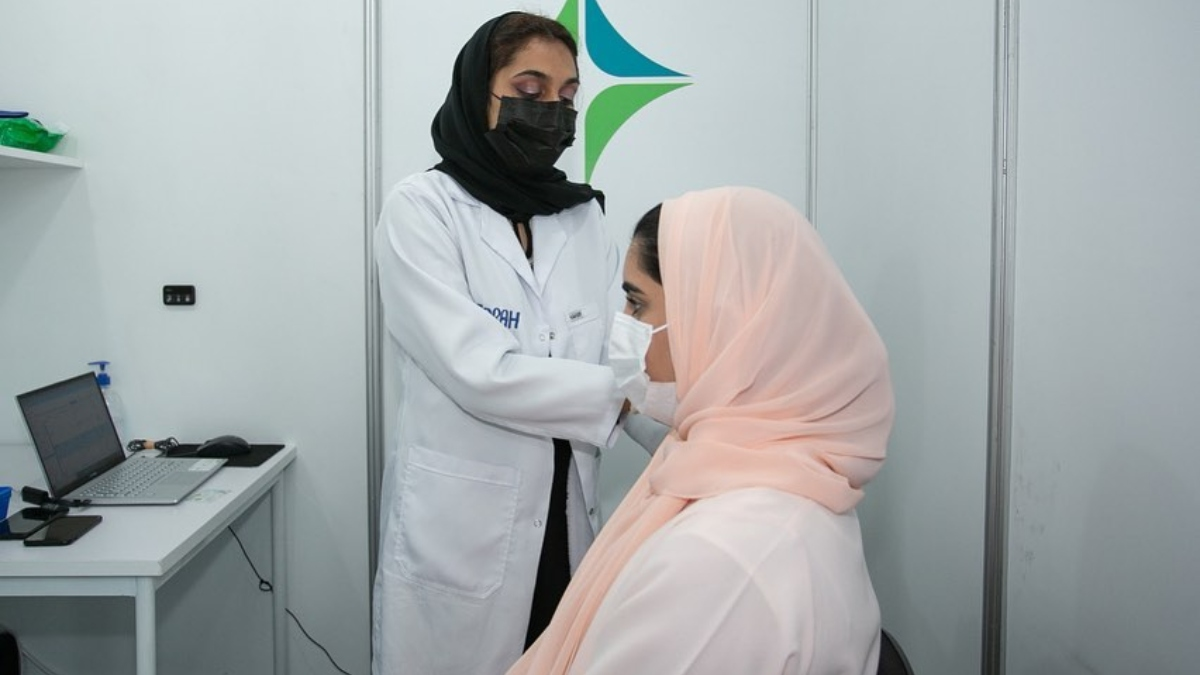 Almost 10 million Covid-19 vaccine doses administered in the UAE