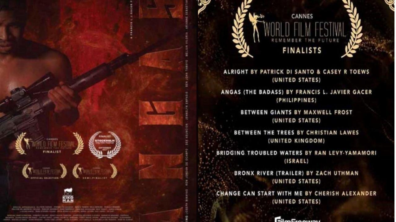 UAE-based Filipino film production named among Cannes 2021 finalists