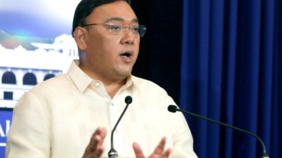 Spox Roque discloses his intention to run for the senatorial post