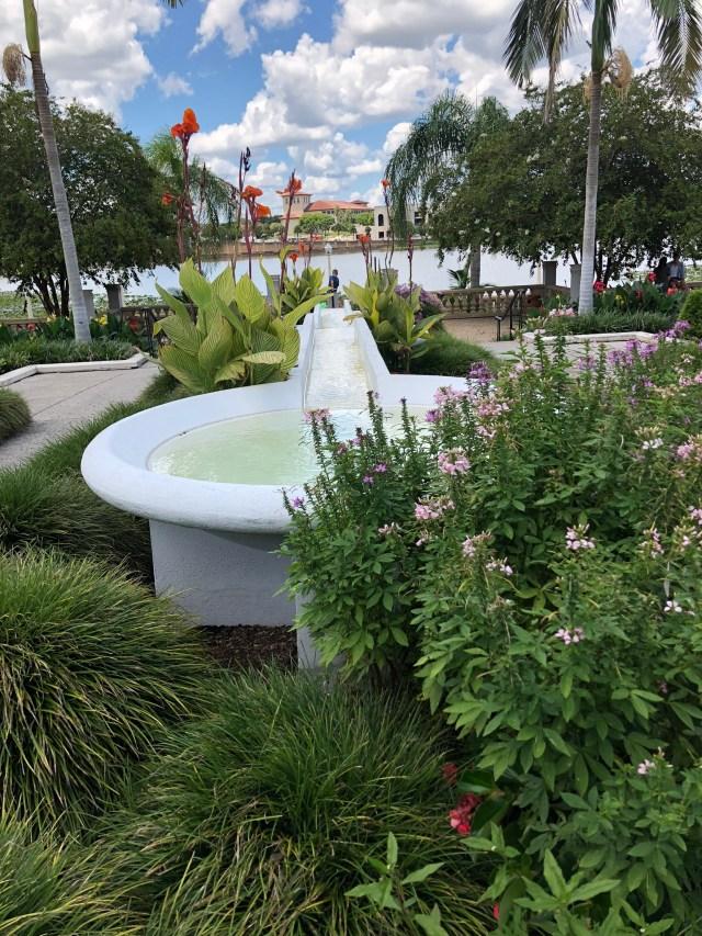 Gardens in Orlando