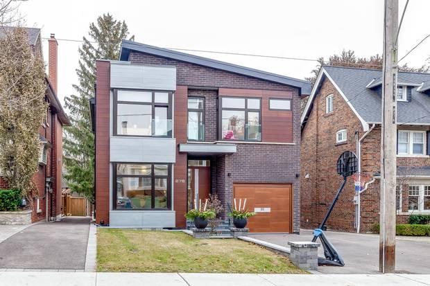 276 Inglewood Dr., Toronto.