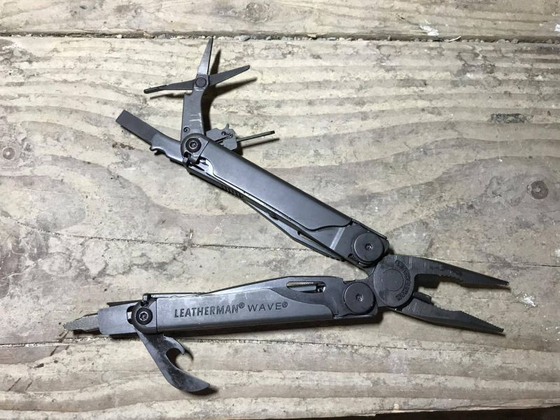 a080f6b7a3f The Leatherman Wave Is Perfect Multitool Road Trip Mate