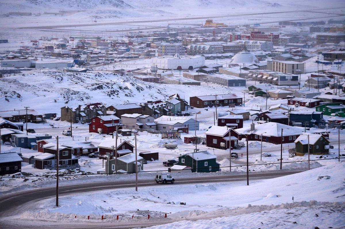 Iqaluit Blizzard Leaves City Without Municipal Services