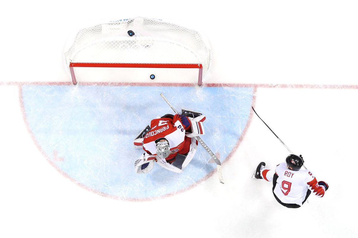 Canada Wins Bronze In Mens Hockey Beating Czechs 6 4 At