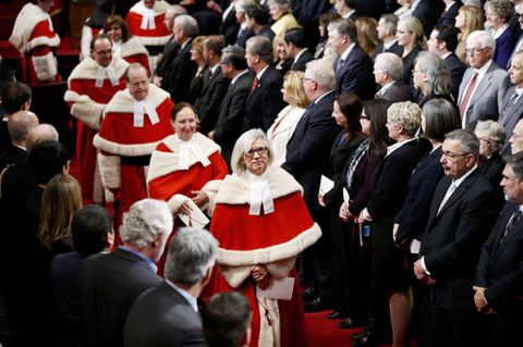 Trudeau facing choice of new chief justice from Quebec or ...