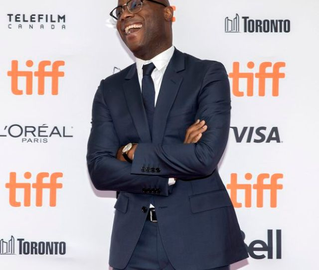 Director Barry Jenkins Attends A Red Carpet For The Movie If Beale Street Could Talk During The 2018 Toronto International Film Festival On Sept 9 2018