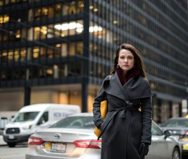 Amanda Galbraith A Victim Of A Taxi Fare Scam Is Photographed In Toronto On Thursday Jan