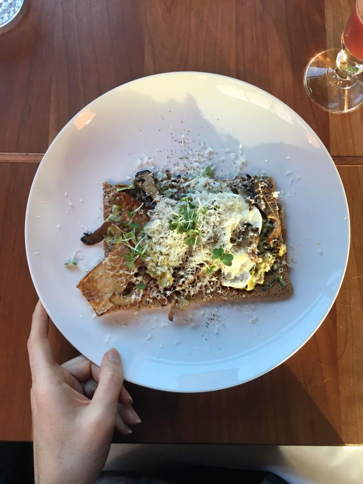 Where To Brunch in Edmonton Cafe Linnea