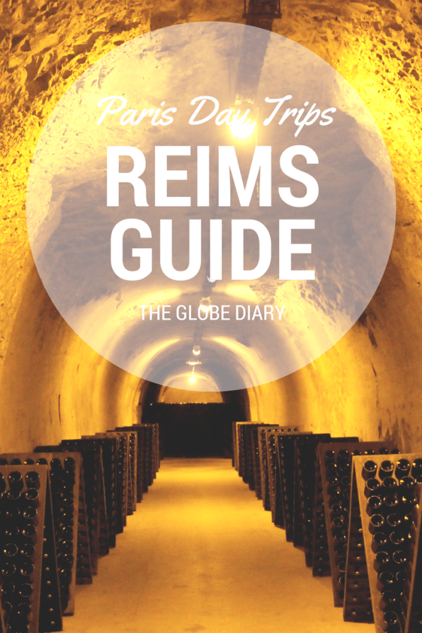 The Best Day Trip from Paris to Reims
