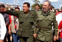 Cuba, Venezuela, Castro, Chavez