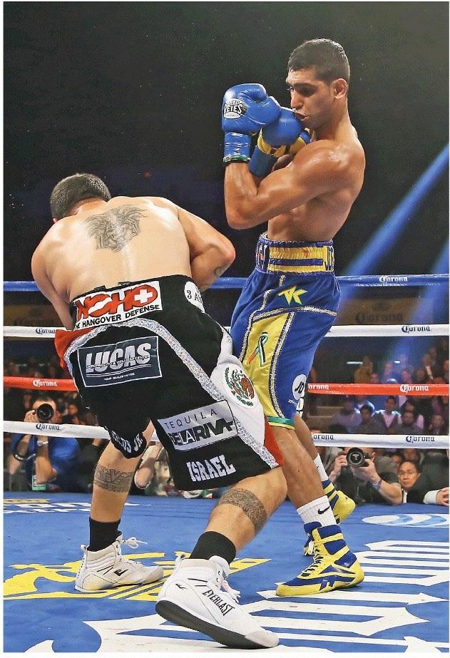 Amir Khan Boxer