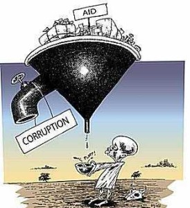 Dependence on aid