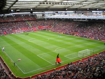 Top 10 Football Stadiums of the World Old Trafford