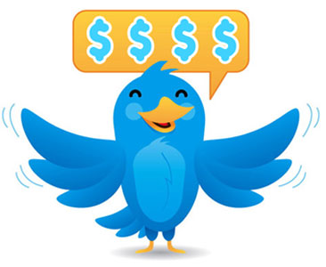 How to earn from twitter