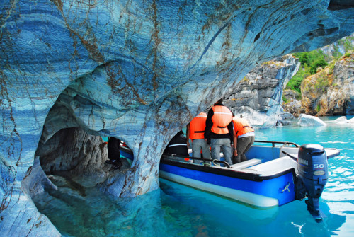 Marble_Caves_in_Chile