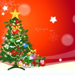 Christmas-Tree-Wallpaper for windows 8