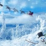 Christmas Tree Wallpapers for Windows 8 (1)