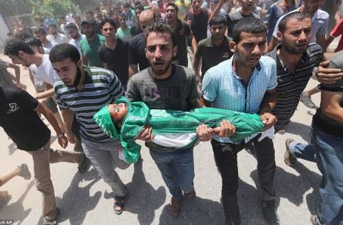 Israel attacks palestine (5)