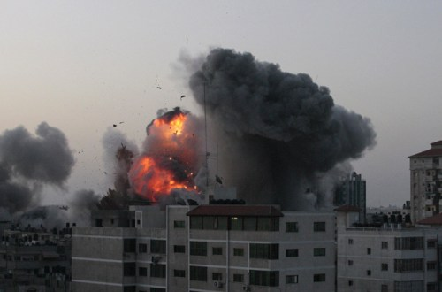 Israel attacks palestine (8)