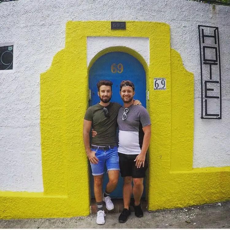 Gay Hotel in San Jose, Costa Rica: Casa 69,