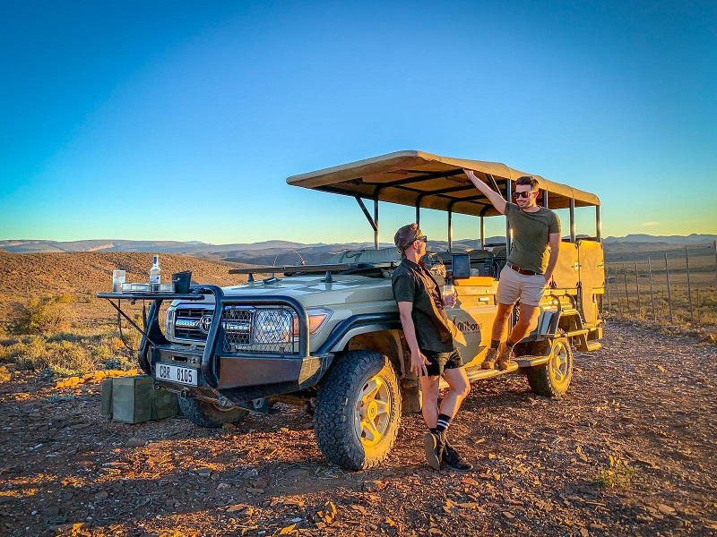 Garden route itinerary safari