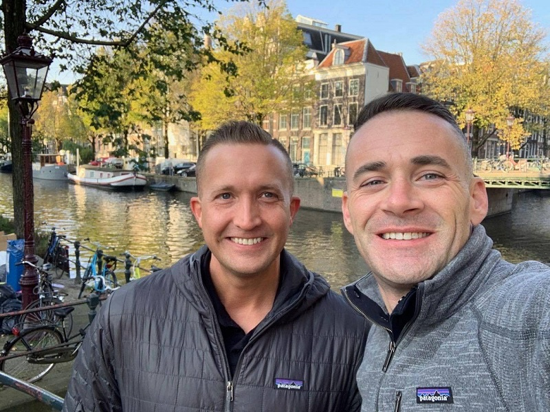 Gay Cruise Interview: Cruising as an Open Gay Couple