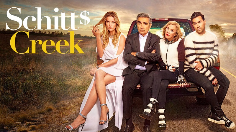 schitts creek on netflix gay tv shows list