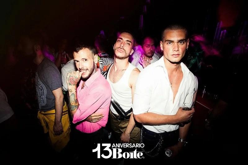 gay bars madrid chueca