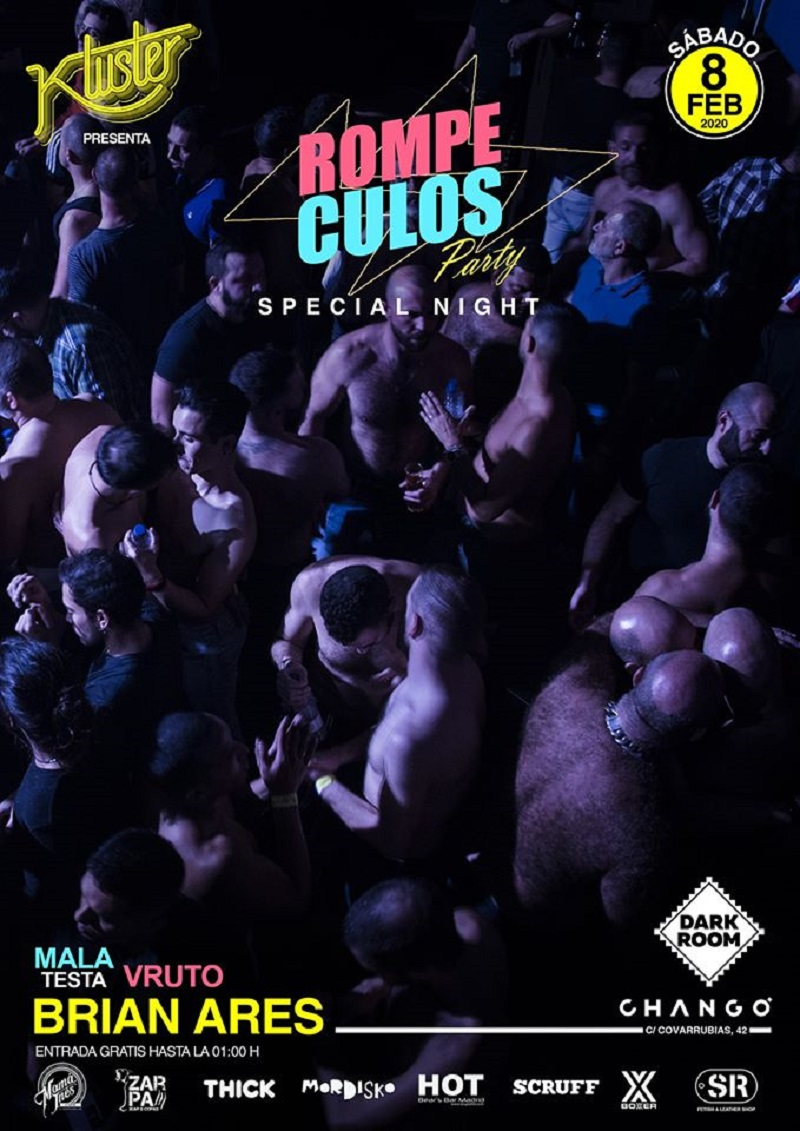 gay club madrid