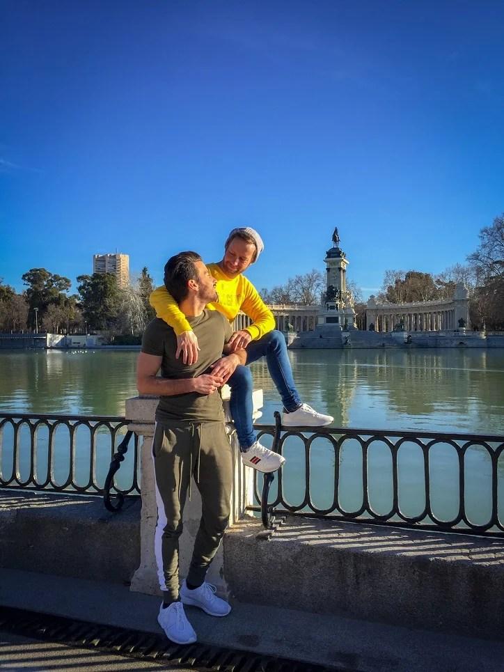Retiro park Weekend in Madrid!