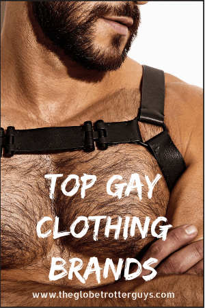 best gay clothing brands