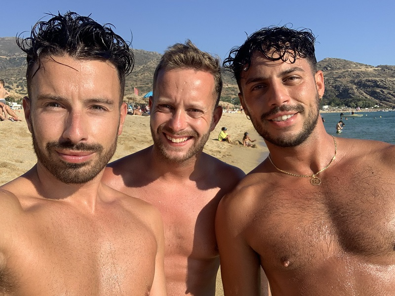Gay Ios Travel Guide: The Alternative to Santorini