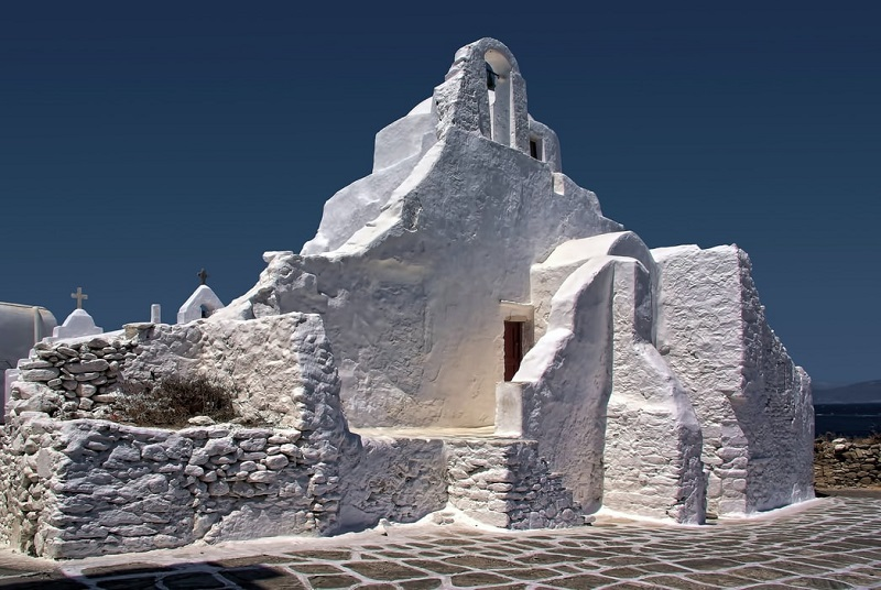 Church of Paraportiani