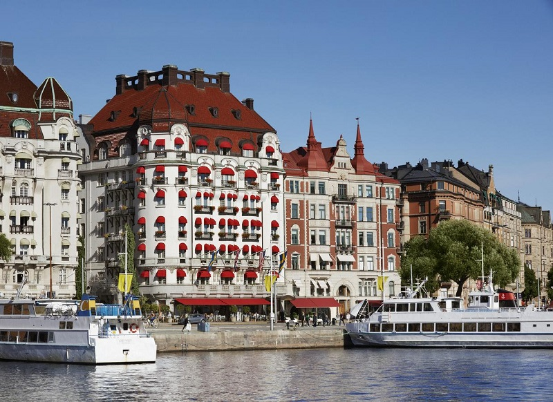 gay friendly and gay hotels stockholm