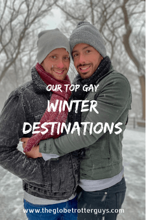 Best Gay Winter Travel Destinations