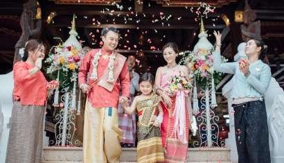 10 Year Anniversary in Chiang Mai