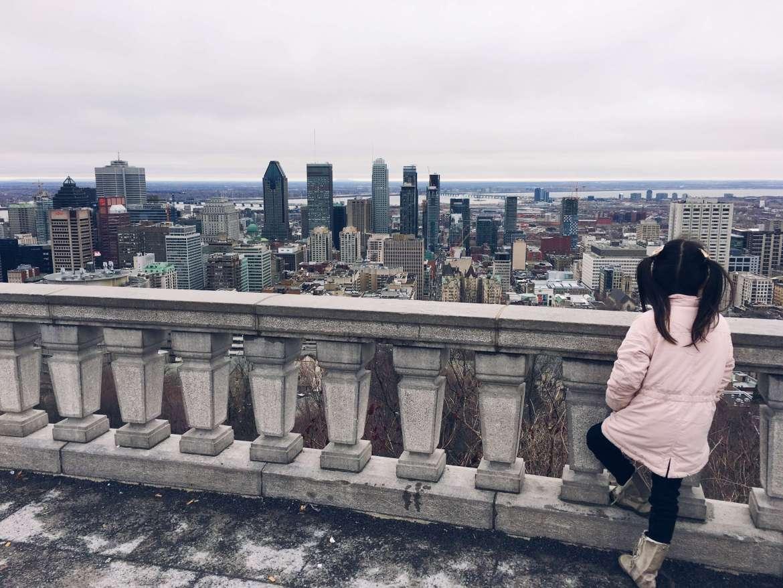 Chalet du Mont Royal in Montreal