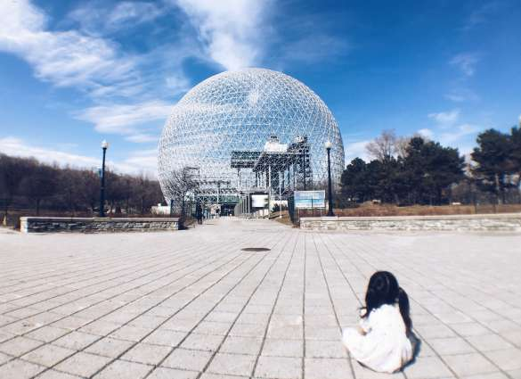 Biosphere in Montreal